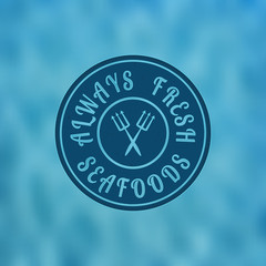 Seafood Design Label