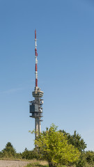 Basel, Bettingen, St. Chrischona, Fernsehturm, Sommer, Schweiz