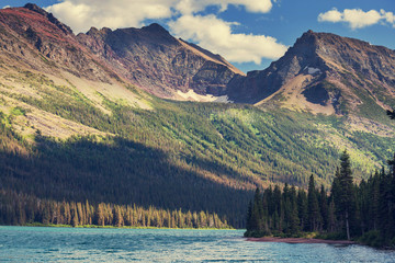 fototapeta Glacier Park
