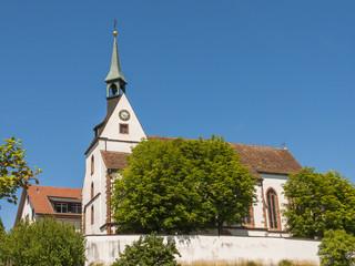 Basel, Bettingen, St. Chrischona, Kirchturm, Schweiz