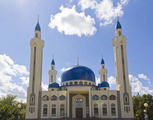 Islam mosque of South Russia