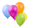 Colorful Balloons on White Background - 67095798