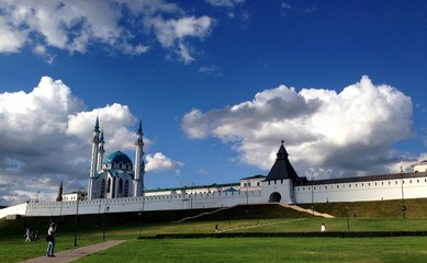 Qul Sharif mosque in Kazan