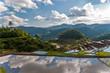 Reisterrassen nahe des Dorfes Poitan - 67098599