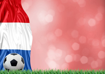 Fundo Holanda Multicolor