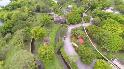 Aerial Zoo Miami