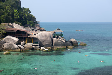 Coast at Koh Tao