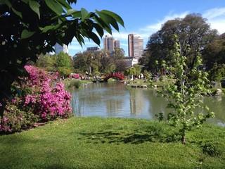 Jardín Japonés de Buenos Aires, Argentina