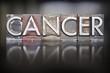 Cancer Letterpress - 67102105