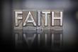 Faith Letterpress - 67102161