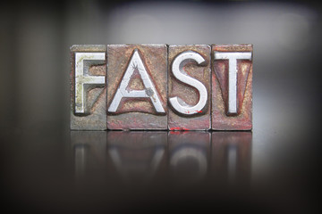 Fast Letterpress