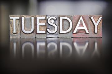 Tuesday Letterpress