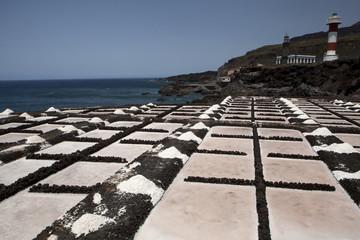 Las salinas El Faro