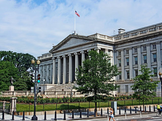 United States Treasury, Washington