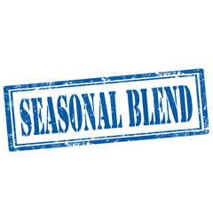 Seasonal Blend-stamp