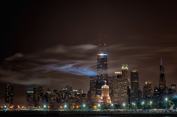 Independence Day in Chicago, 2014.