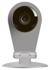 Wireless computer camera