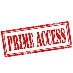 Prime Access-stamp