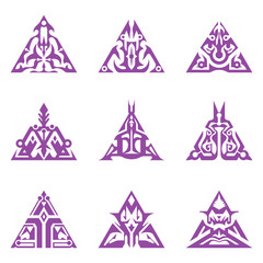 Triangular Sigils