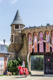 Le Chevalier et le château du Puy du Fou