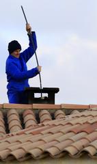 ramonage de la cheminée