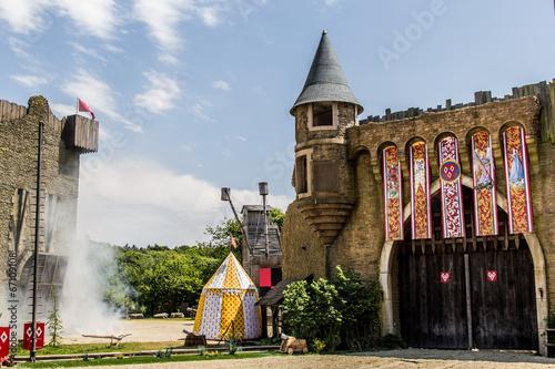Attaque du château du Puy du Fou - 67109108