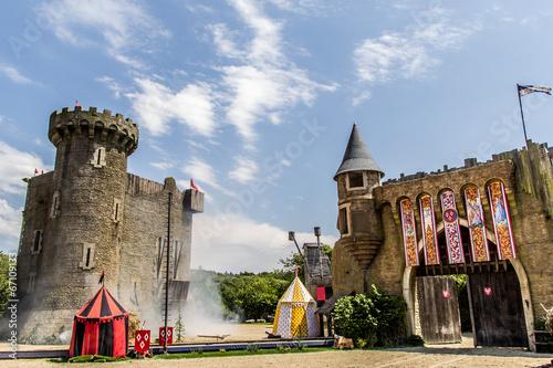 Attaque du château du Puy du Fou - 67109133