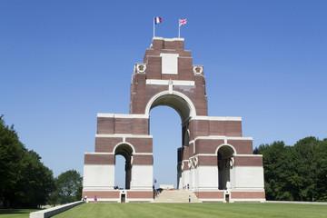 Mémorial franco-britannique de Thiepval (Somme)