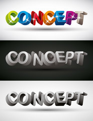 Concept.