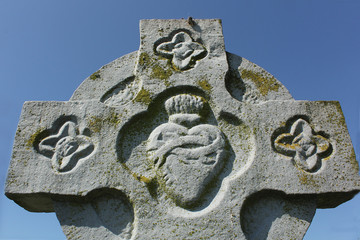 Croix irlandaise