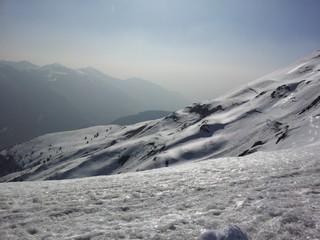 Infinito sulla neve