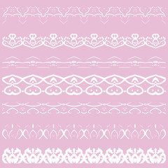 Border pattern set