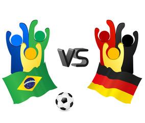 Halbfinale Brasilien Deutschland