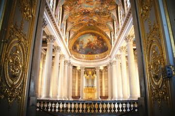 王の礼拝堂、ベルサイユ宮殿