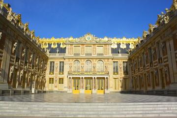 ベルサイユ宮殿、入口