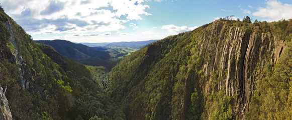 Tas Victoria Valley pan