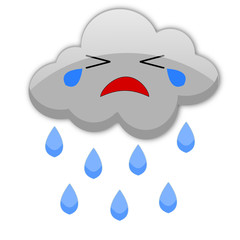 Nuvola che piange