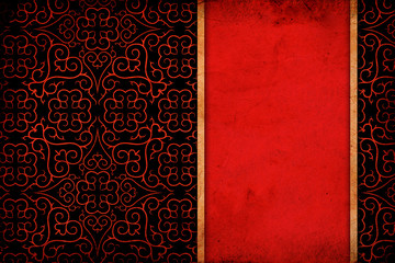 Chinese Oriental element Design background