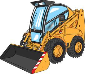 vector Mini Excavator