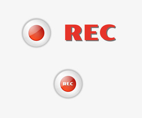rec button