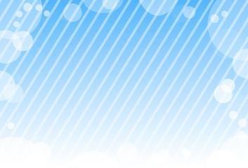 ブルー 泡 背景