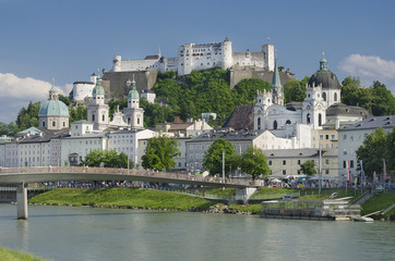 Salzburg City Historic Center