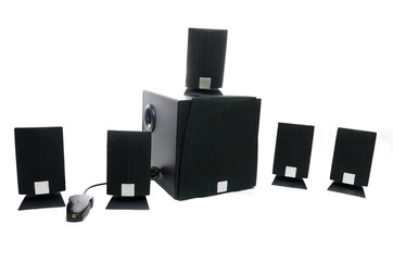 Home theater 5 + 1