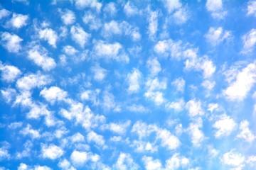 Schönwetterwolken