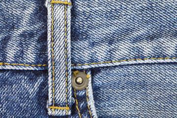 Close - up Denim Jeans Texture and blackground