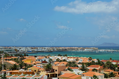 canvas print picture Corralejo Fuerteventura