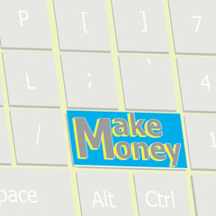 Make Money Key Enter