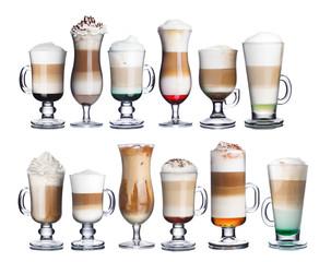Irish coffe collection