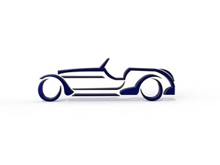Retro cars icons