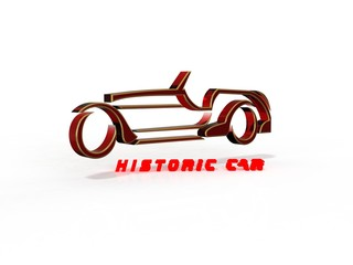Retro cars icons